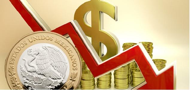 El peso mexicano:¿Fuerte?