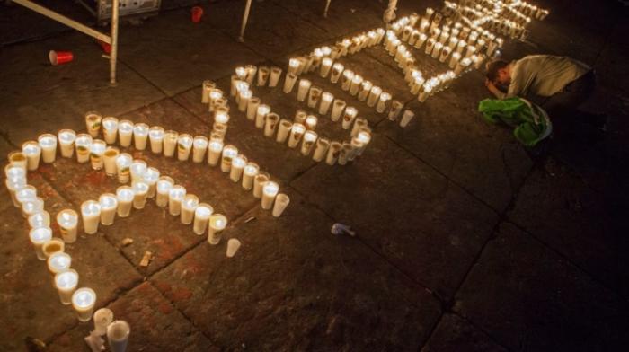 #Ayotzinapa3años