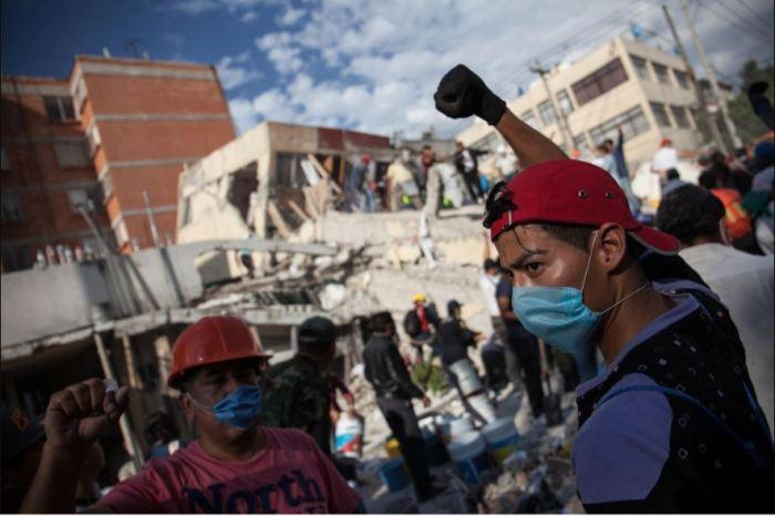 El silencio de la esperanza…México