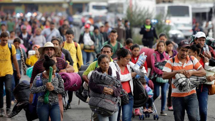"""""""En México no existirá más la trata de personas"""": Ebrard"""