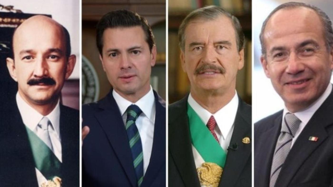 mexico-expresidentes-Permanencias-Voluntarias